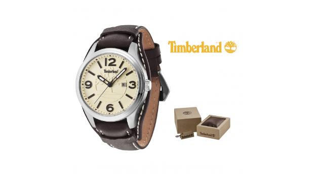 Relógio Timberland® Moringa Dark Brown