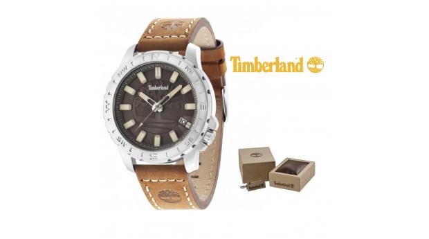 Relógio Timberland® Wayland Brown