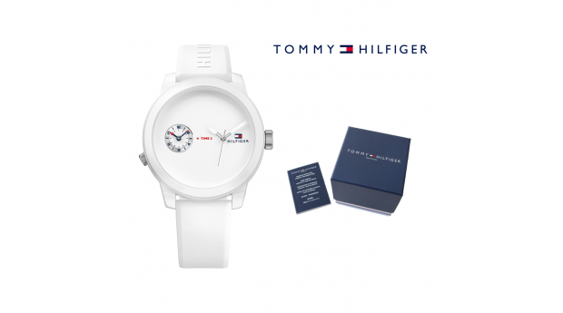 Relógio Tommy Hilfiger® Bright White