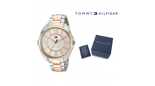 Relógio Tommy Hilfiger® Rose Stripe