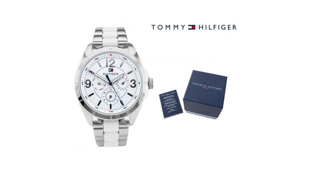 Relógio Tommy Hilfiger® White Stripes