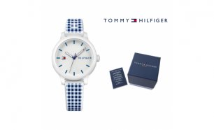 Relógio Tommy Hilfiger® Ashley Lady Blue