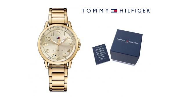 Relógio Tommy Hilfiger® Casey Gold Tone