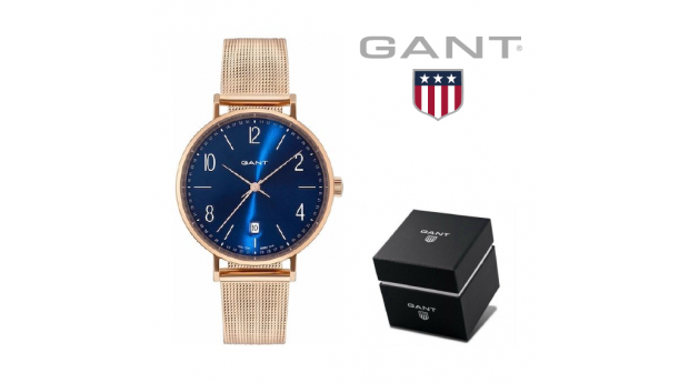 bcecc4ebd97 Relógio Gant® Detroit Lady Rose Gold