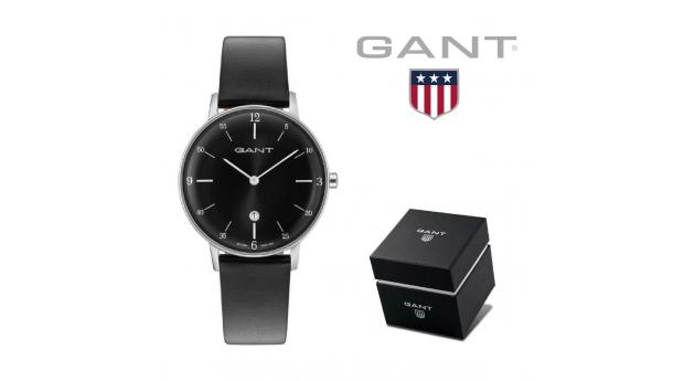 Relógio Gant® Phoenix Black Leather