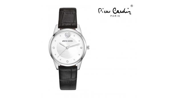 Relógio Pierre Cardin® Troca Femme Steel Black