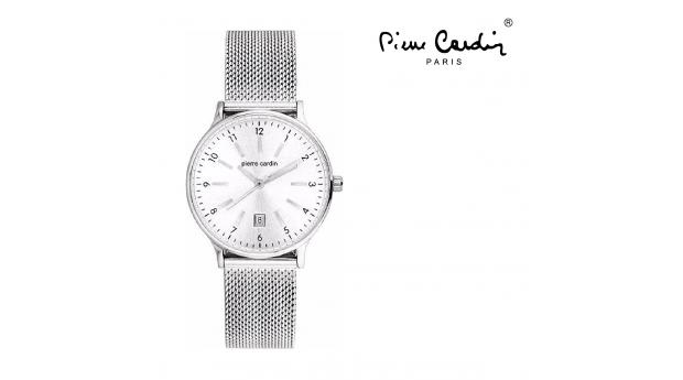 Relógio Pierre Cardin® Les Halles Femme SS Silver
