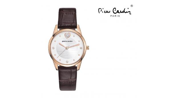 Relógio Pierre Cardin® Troca Femme Rose Gold