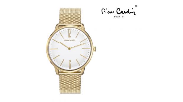 Relógio Pierre Cardin® La Gloire Gold