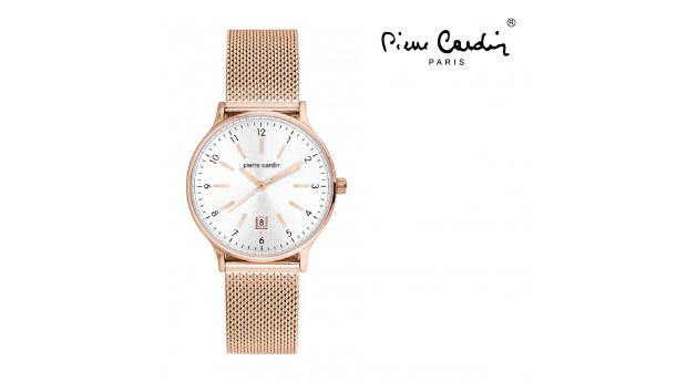 Relógio Pierre Cardin® Les Halles Femme Rose Gold