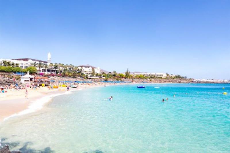 Lanzarote em Hotel 3*com Criança Grátis  -   Partidas  de Lisboa ao Sábado!