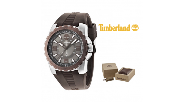 Relógio Timberland® Brown Ballard  -  10ATM