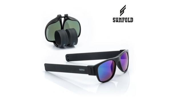 Óculos de sol enroláveis Sunfold ES3
