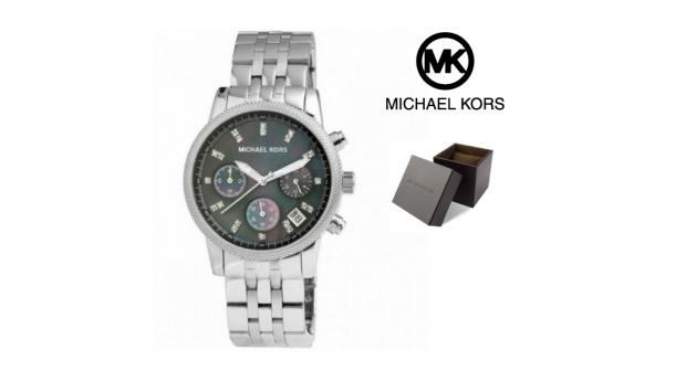 Relógio Michael Kors Jet Set Gradiente