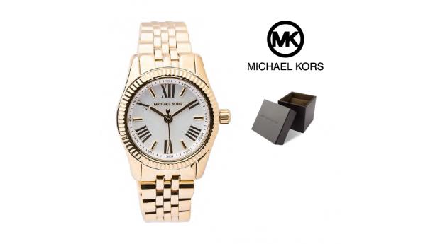 Relógio Michael Kors® Petite Lexington  -  5ATM