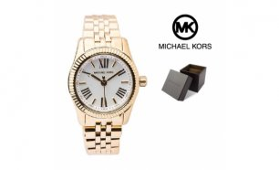 Relógio Michael Kors Petite Lexington