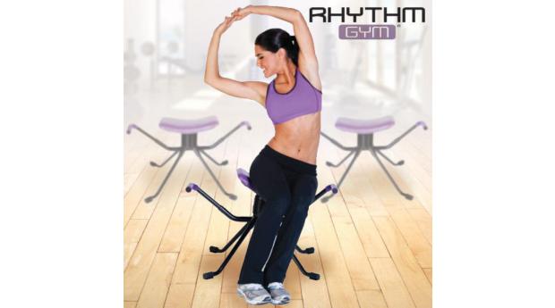 Sistema de Exercício Rhythm Gym