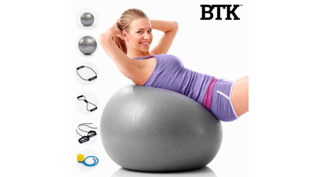 Kit de Treino para Fitness BTK