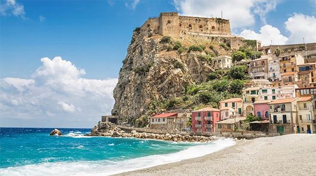 Sul de Itália - Tropea em Hotel 4*  -  7 Noites, Vários Regimes Disponíveis!