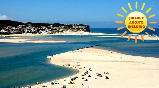 Verão na Costa de Prata  -  Até 7 Noites no Caldas Internacional Hotel com Opção de Meia Pensão!