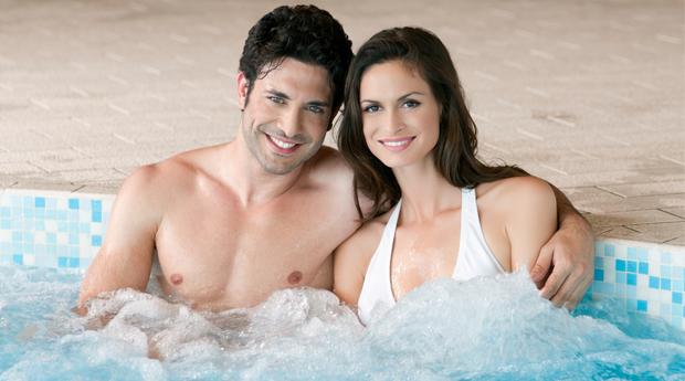 Super Programa de Relaxamento com 4 Spas à Escolha! Circuito de Águas, Ritual de Acolhimento, Esfoliação, Massagem e Muito Mais!