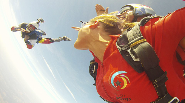 Vive a Adrenalina a 3000M de Altitude no Alentejo com a Skydive Europe!