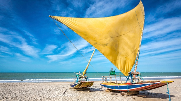Brasil - Natal  -  Venha Relaxar no Mar Cristalino!