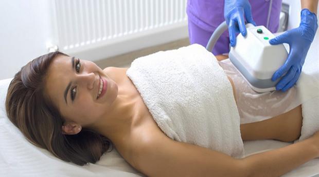 Lipoaspiração não Invasiva com Criolipólise + 4 Massagens Redutoras em Cascais!