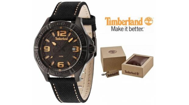 Relógio Timberland® Wallace Black  -  5ATM