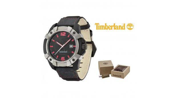 Relógio Timberland® Chocorua Black  -  10ATM