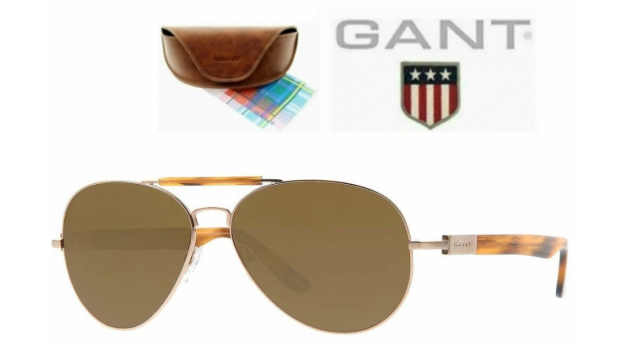Gant® Óculos de Sol GS 2011 GLD-1 63