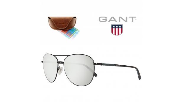 Gant® Óculos de Sol GA8039 01C 57