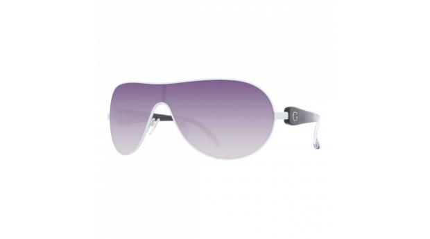 Óculos De Sol Guess Guf 222 Wht-46 86cfcf76e0