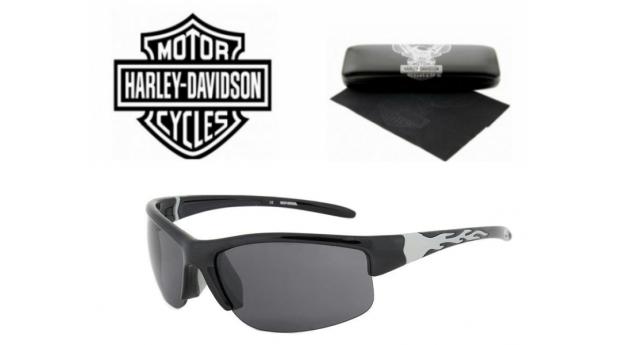 Óculos Harley Davidson® HDS580BLK-3