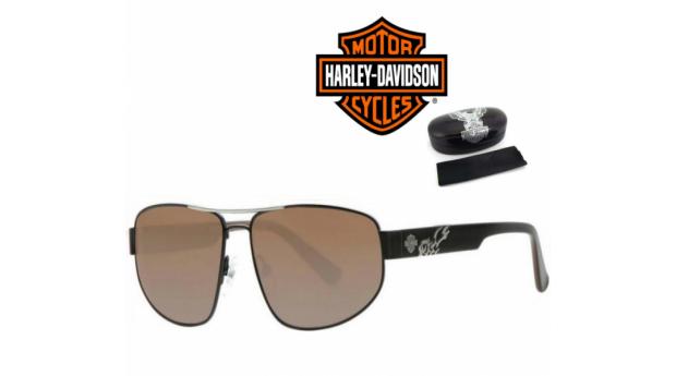 Harley Davidson Óculos De Sol BSHaDA840 BLK-2F