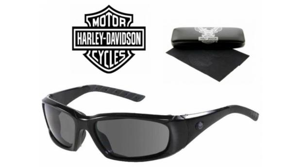 Harley Davidson Óculos De Sol Hdsz 822 Blk-460