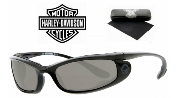 Harley Davidson Óculos De Sol BSHDS804 BLK-4