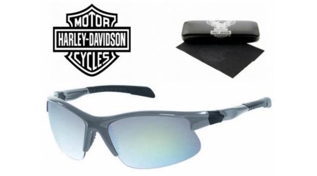 Harley Davidson Óculos De Sol Hds 628 Gry-4f60
