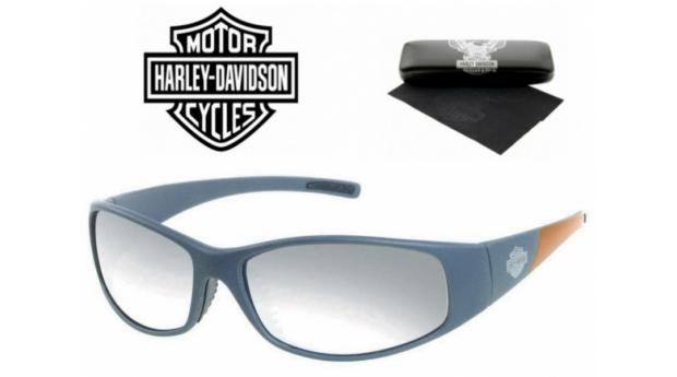 Harley Davidson® Óculos de Sol HDS 617 GRY‐3F62
