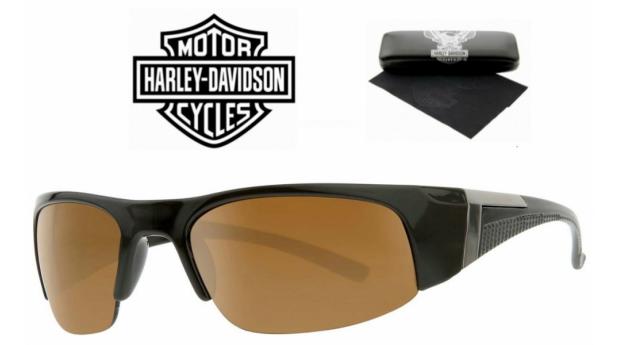 Harley Davidson Óculos De Sol BSHaDA880 BRN-2