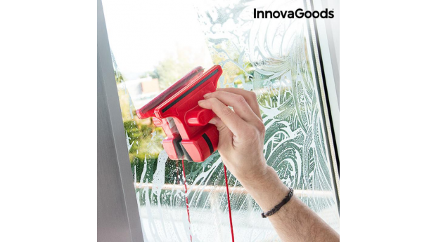 Limpa-vidros Magnético InnovaGoods