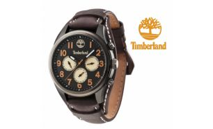 Relógio Timberland® Rollins Black | Brown | 5ATM