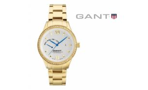 Relógio Gant® Kingstown Gold | American Wathches I 10ATM