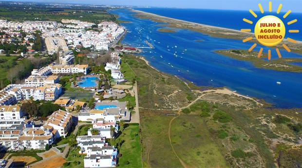 Férias em Tavira com Tudo Incluído -  Hotel Golden Clube Cabanas!