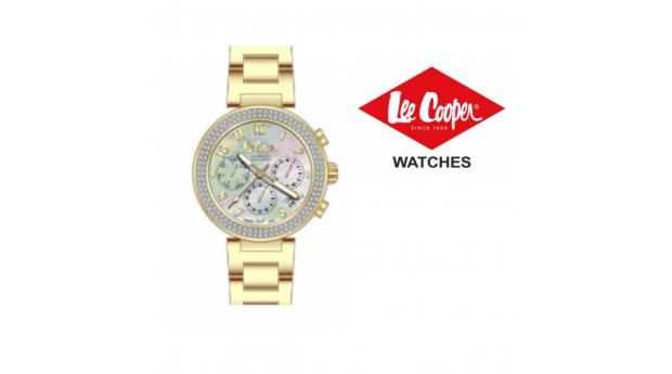 Desconto Black Friday! Relógio Lee Cooper® LC-16L-C  -  5ATM