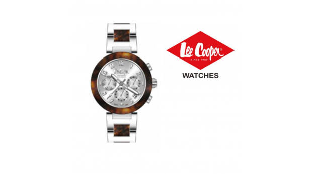 Desconto Black Friday! Relógio Lee Cooper® LC-16L-D  -  5ATM