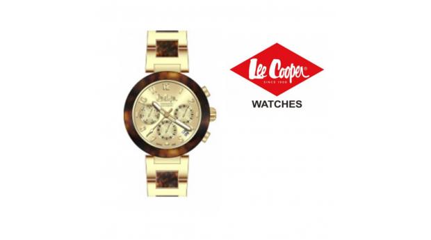 Desconto Black Friday! Relógio Lee Cooper® LC-16L-F  -  5ATM