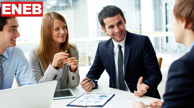 MBA– Mestrado em Administração e Direção de Empresas em ENEB - Escola de Negócios Europeia de Barcelona (Titulação Universitária)!