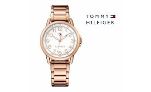Relógio Tommy Hilfiger® Casey Rose Gold | 3ATM