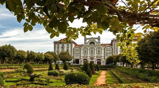 Curia Palace Hotel Spa & Golf 4* - Durma Num Palácio!